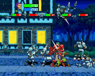 Guardian Heroes (SS)  © Sega 1996   7/16