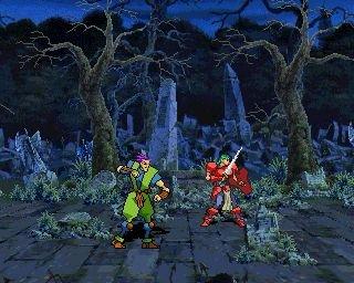 Guardian Heroes (SS)  © Sega 1996   8/16