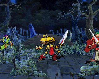 Guardian Heroes (SS)  © Sega 1996   9/16