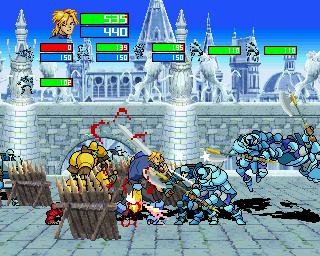 Guardian Heroes (SS)  © Sega 1996   15/16