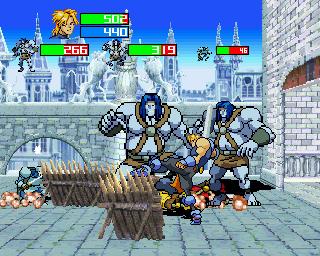 Guardian Heroes (SS)  © Sega 1996   16/16