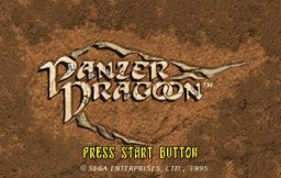 Panzer Dragoon (SS)  © Sega 1995   1/3