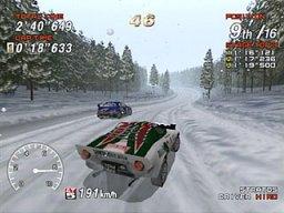 Sega Rally Championship 2 (DC)  © Sega 1999   1/1