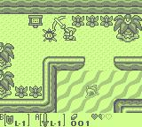 The Legend Of Zelda: Link's Awakening (GB)  © Nintendo 1993   3/3