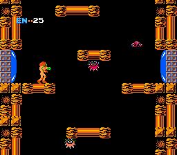 Metroid  © Nintendo 1986  (NES)   3/7