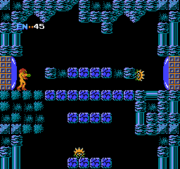 Metroid  © Nintendo 1986  (NES)   4/7