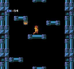 Metroid  © Nintendo 1986  (NES)   5/7