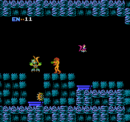 Metroid  © Nintendo 1986  (NES)   7/7