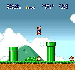 Super Mario All-Stars (SNES)  © Nintendo 1993   3/6