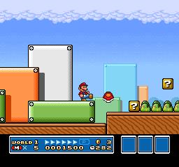 Super Mario All-Stars (SNES)  © Nintendo 1993   6/6