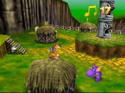 Banjo-Kazooie  © Nintendo 1998  (N64)   2/2