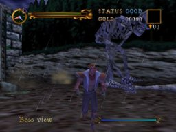 Castlevania (1999) (N64)  © Konami 1999   3/3
