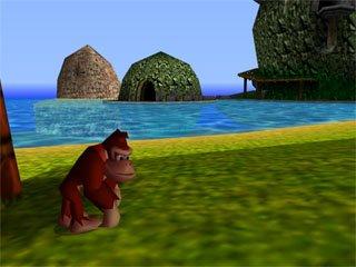 Donkey Kong 64 (N64)  © Nintendo 1999   4/4