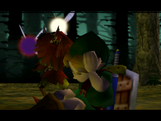 The Legend Of Zelda: Majora's Mask   © Nintendo 2000   (N64)    5/27