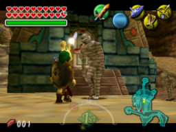 The Legend Of Zelda: Majora's Mask   © Nintendo 2000   (N64)    2/27
