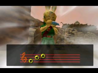 The Legend Of Zelda: Majora's Mask   © Nintendo 2000   (N64)    7/27