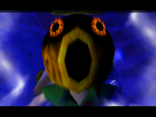 The Legend Of Zelda: Majora's Mask   © Nintendo 2000   (N64)    10/27