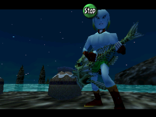 The Legend Of Zelda: Majora's Mask   © Nintendo 2000   (N64)    11/27