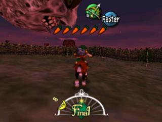 The Legend Of Zelda: Majora's Mask  © Nintendo 2000  (N64)   3/27