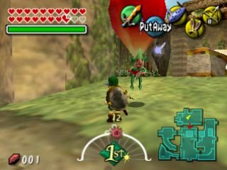 The Legend Of Zelda: Majora's Mask   © Nintendo 2000   (N64)    23/27