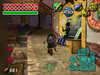 The Legend Of Zelda: Majora's Mask   © Nintendo 2000   (N64)    25/27