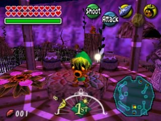 The Legend Of Zelda: Majora's Mask   © Nintendo 2000   (N64)    26/27