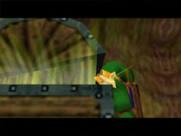 The Legend Of Zelda: Ocarina Of Time  © Nintendo 1998  (N64)   3/9