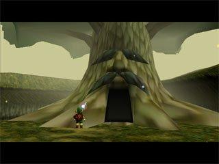 The Legend Of Zelda: Ocarina Of Time  © Nintendo 1998  (N64)   7/9