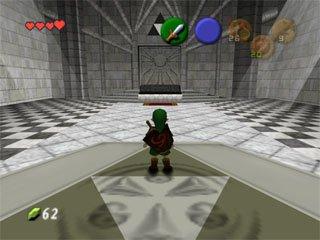The Legend Of Zelda: Ocarina Of Time  © Nintendo 1998  (N64)   9/9