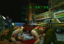 Resident Evil 2 (PS1)   © Capcom 1998    1/1