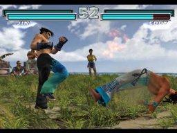 Tekken Tag Tournament (PS2)  © Namco 2000   1/3