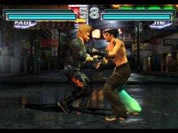 Tekken Tag Tournament (PS2)  © Namco 2000   3/3