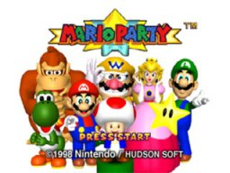 Mario Party (N64)  © Nintendo 1998   1/3