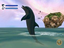Ecco The Dolphin: Defender Of The Future (DC)  © Sega 2000   3/6