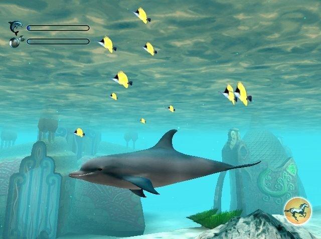 Ecco The Dolphin: Defender Of The Future (DC)  © Sega 2000   4/6