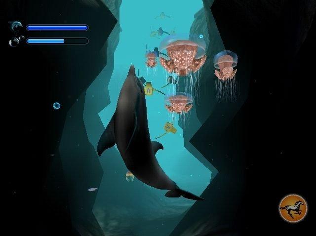 Ecco The Dolphin: Defender Of The Future (DC)  © Sega 2000   5/6