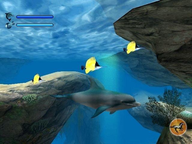 Ecco The Dolphin: Defender Of The Future (DC)  © Sega 2000   6/6