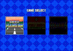 Mega Games I (SMD)  © Sega 1995   1/2