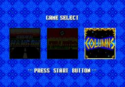 Mega Games I (SMD)  © Sega 1995   2/2