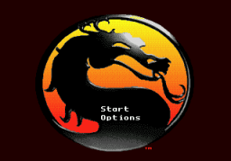 Mortal Kombat II (SMD)  ©  1994   1/3