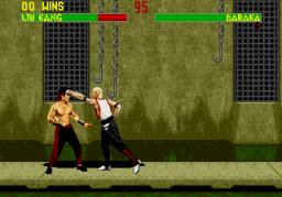 Mortal Kombat II (SMD)  ©  1994   2/3