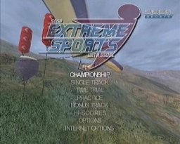 Sega Extreme Sports  © Sega 2000  (DC)   1/3
