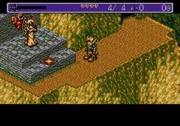 Landstalker: The Treasures Of King Nole (SMD)  © Sega 1992   2/3