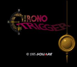 Chrono Trigger (SNES)  © Square 1995   1/9