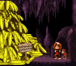 Donkey Kong Country (SNES)   © Nintendo 1994    5/6