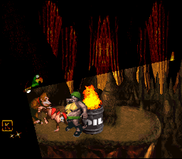 Donkey Kong Country (SNES)   © Nintendo 1994    6/6