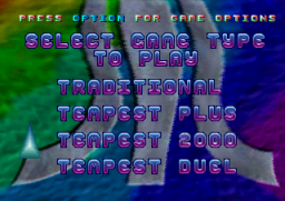 Tempest 2000 (JAG)  © Atari Corp. 1994   2/13