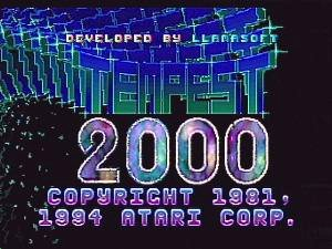 Tempest 2000 (JAG)  © Atari Corp. 1994   4/13
