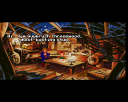 Monkey Island 2: Le Chuck's Revenge (AMI)  © LucasArts 1991   2/3