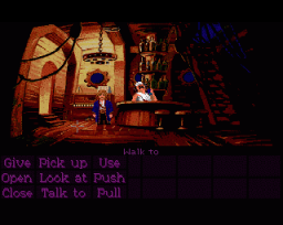Monkey Island 2: Le Chuck's Revenge (AMI)  © LucasArts 1991   3/3